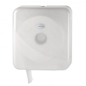 Jumborol dispenser maxi wit