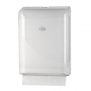 ZZ vouw handdoekdispenser wit