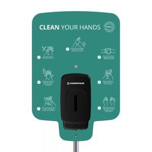 Desinfectie Dispenser
